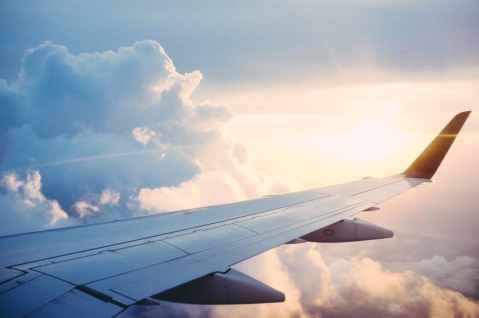 שינה בטיסה